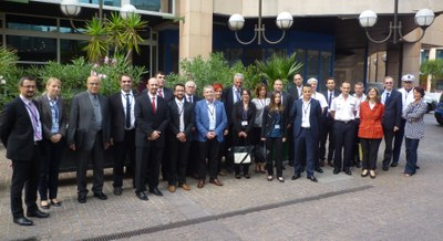 First Meeting of the Mediterranean Network of Law Enforcement Officials relating to MARPOL within the framework of the Barcelona Convention (MENELAS), Toulon, France, 29 September to 1 October 2015